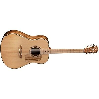 Washburn WCSD30SK Woodcraft Series Dreadnought Sitka Spruce Acoustic Guitar