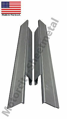 1997-03 FORD F-150 2DR. REGULAR CAB OUTER ROCKER PANELS  NEW PAIR!!