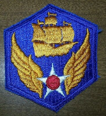 US 6th ARMY AIR FORCE PATCH