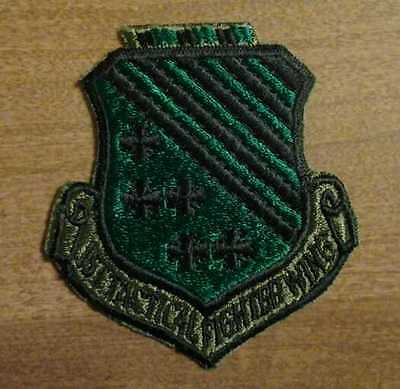 US AIR FORCE PATCH 1st TACTICAL FIGHTER WING