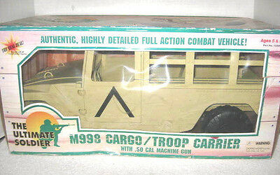 Ultimate Soldier M998 Cargo Troop Carrier by 21st Century Toys - NIB