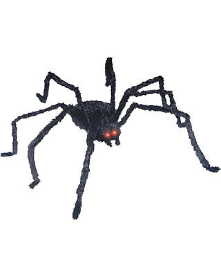 Morris Costumes Animated Black Spider 49 Inch. SS88163