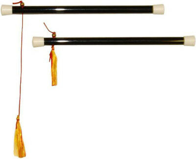 Morris Costumes For All Occasions Plastic Chinese Sticks In Case Black. LA319