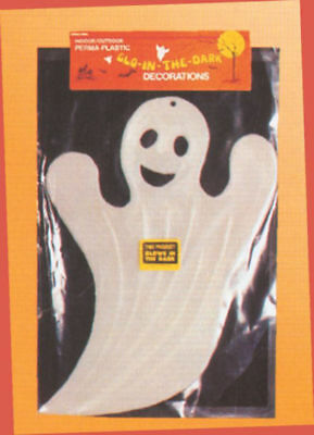 Morris Costumes Plastic Durable 18 Inches Glow-In-The-Dark Ghost. 33803