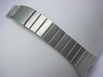 Watch Band Vintage Seiko Mens Stainless Center Link Attachment 7.1mm Deployment