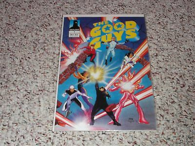 The Good Guys #1 Defiant Comic Book (11/1993) $3.50 CP - Jim Shooter Jeff Miller