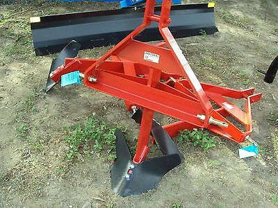 New 3pt middle buster plow