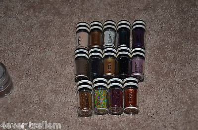 MAC CHARMS~Choose between PIGMENTS OR GLITTERS~100% AUTHENTIC!!