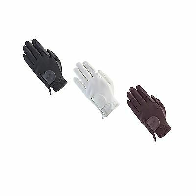 Mark Todd Super Riding Gloves Showing Dressage Jumping Horse Equestrian *bnwt*