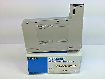 New! Omron Spacer Unit C200H-Sp001 C200Hsp001