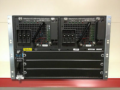 Cisco Catalyst WS-4500 Series