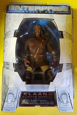 Star Trek Art Asylum - Enterprise Klaang the Klingon #85206