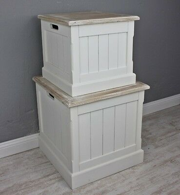 holzbox amazing shabby chic holzkiste aufbewahrungs box. Black Bedroom Furniture Sets. Home Design Ideas