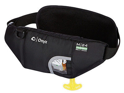 Onyx 130300-700-004-15 M24 In-Sight Manual Sup Belt Pack W/ Hydration Pouch