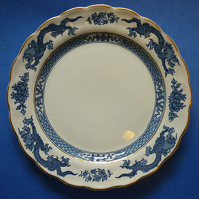 Booths Dragon Blue and White Dinner Plate several available