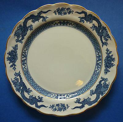 Booths Dragon Blue& White Lunch/Salad/Dessert Plate several available