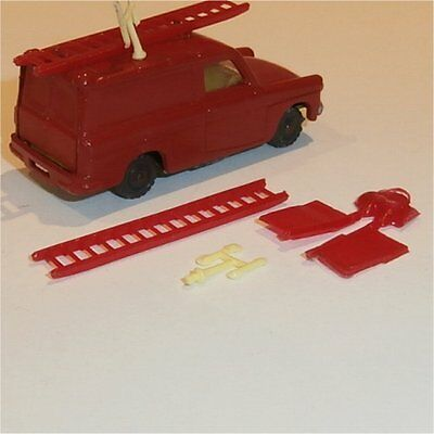 Corgi Juniors   20 Ford Thames Van Set of replacement parts only Husky