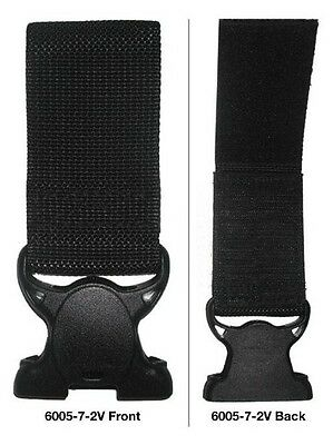 New Authentic Safariland Extra Belt Clip Harness  Strap 6005-7-2V