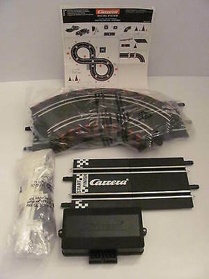 NEW Carrera 1:43 Scale Slot Car Track - Complete - Figure 8 Layout