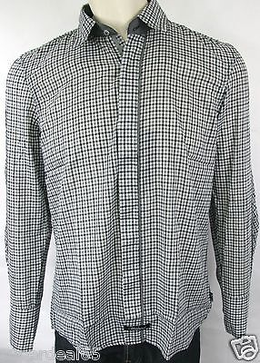 Scott Weiland The Collection By English Laundry  Black Grey Plaid