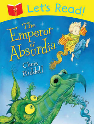 Let's Read! The Emperor of Absurdia by Chris Riddell NEW BOOK (Paperback, 2013)
