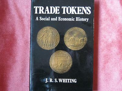Book; Trade Tokens, J.R.S Whiting.