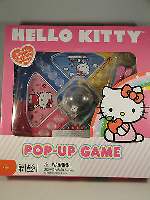 Hello Kitty Pop Up Game Board Set Girls Gift Teen Toys Hobby Game