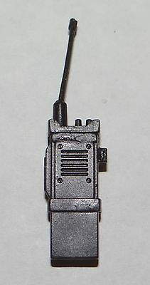 """1/6 Scale RARE Los Angeles Police Walkie Talkie For Custom 12"""" Action Figures"""