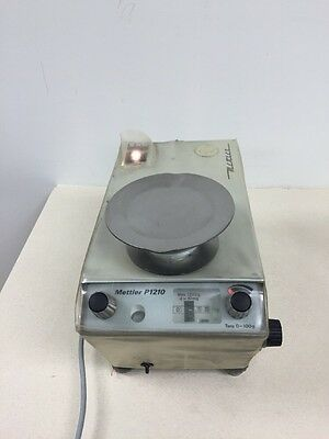 Mettler Instrument lab Precision scale balance analytical P-1210 P1210 Max 1200g