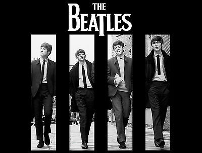 0373  Vintage Music Poster Art  The Beatles *FREE POSTERS