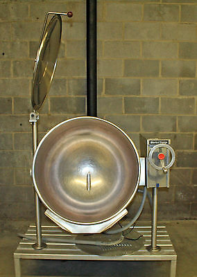 Market Forge Crown ELT-40 40 gal Electric Kettle Commercial Food Processing