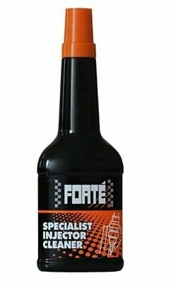 Forte Specialist Vehicle Car Fuel Petrol Injector Cleaner 400ml, Lower Emissions