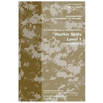 STP 21-1-SMCT, Soldiers Manual of Common Tasks on pdf , plus Electronic Library