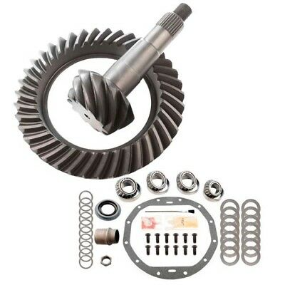 CHEVY GM 8.6 10-Bolt Ring and Pinion 3.73 Ratio Gears /& Master Bearing Installation Kit
