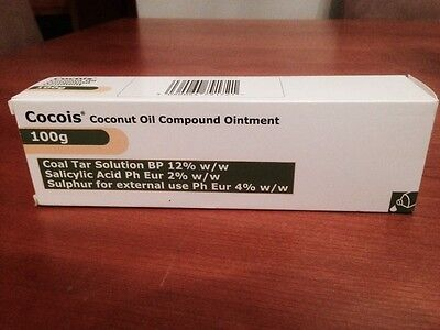 Cocois Coconut Oil Compound Ointment 100g