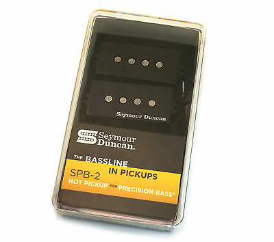 SEYMOUR DUNCAN HOT PICKUP FOR FENDER PRECISION P BASS®