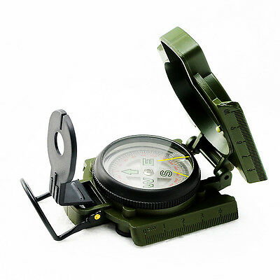 Outdoor Camping Hiking Style Survival Marching Military Lensatic SP