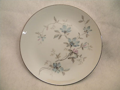 "NORITAKE LORENE 8-1/4"" Vintage Salad or Lunch Plate  -Excellent Condition"