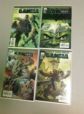 World War Hulk Gamma Corps #1-6 Marvel