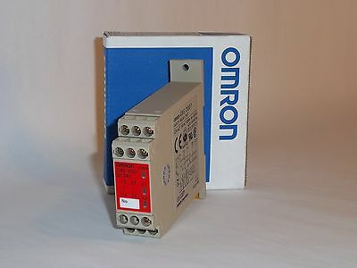Omron Safety Relay Unit G9S-2001