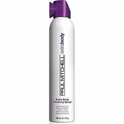 NEW Paul Mitchell Extra Body Finishing Spray for Unisex  10.1 Ounce