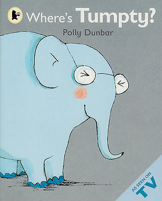 Where's Tumpty? BRAND NEW BOOK by Polly Dunbar (Paperback, 2012)