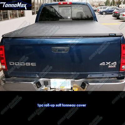 Premium! Toyota Tacoma Double Cab 5Ft Bed 2005-2014 Roll Up Tonneau Cover