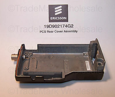 Ericsson PCS Rear Cover Assembly 19D902174G2 / 19D901924 Metal Housing Radio New