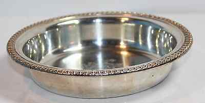 Antique International Silver Co. Silver Plate Candy Dish  xmbw013