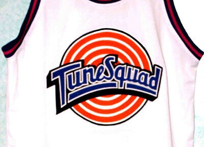 MICHAEL JORDAN #23 TUNE SQUAD - SPACE JAM MOVIE JERSEY AUTHORIZED NEW ANY SIZE