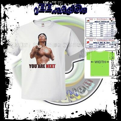 Chong Li Bolo Yeung Quote Brick Bloodsport Movie MMA Parody T Shirt