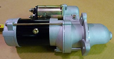 Minneapolis Moline G750 & G850 Tractor Gear Reduction Starter