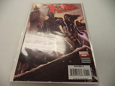 X-Men Die By The Sword Set/Run/Lot 1 2 3 4 5 Marvel Comics