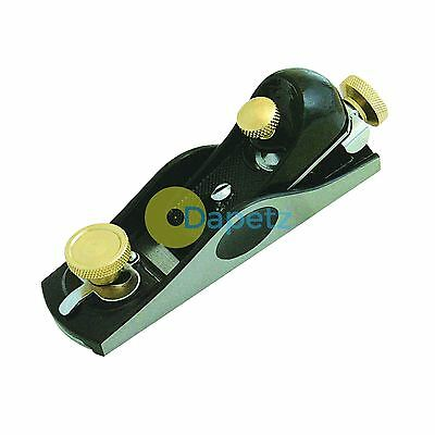 Block Plane No 2 Twin Adjustment Wood Planer Blockplane